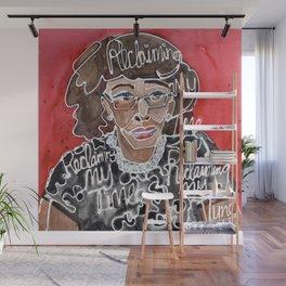 Maxine Waters Wall Mural