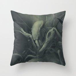 Cthulhu´s Dream Throw Pillow