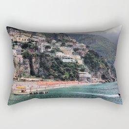 Positano Italy Rectangular Pillow