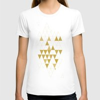 triforce T-shirts featuring My Favorite Shape by Krissy Diggs