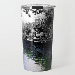 Amsterdam Colorsplash Travel Mug