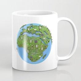 Data Earth Coffee Mug