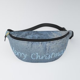 After the snowfall (Merry Christmas!) Fanny Pack