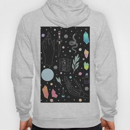 Crystal Witch Starter Kit - Illustration Hoody