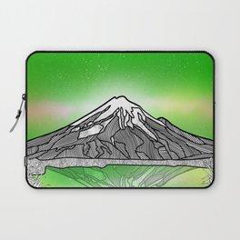 Mount Taranaki New Zealand Laptop Sleeve