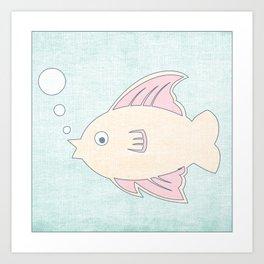Fish - Under the Sea Series Print Art Print