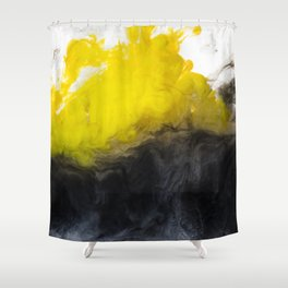 Painting Art #9 Shower Curtain
