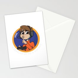 I Leveled Up To A Big Brother | Gaming Sibling Stationery Cards