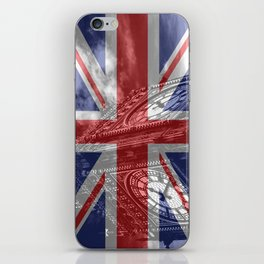Big Ben - UK Flag iPhone Skin