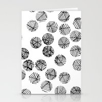 polka dots Stationery Cards featuring Polka Dots by Take Five