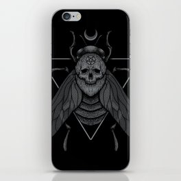 Pestilence iPhone Skin