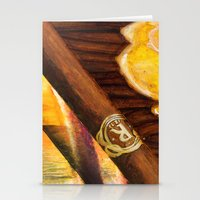 cuba Stationery Cards featuring cuba by Luigi Mancini
