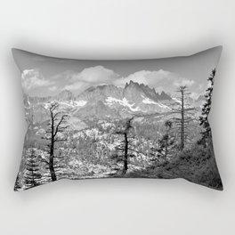 LOST IN YOSEMITE Rectangular Pillow