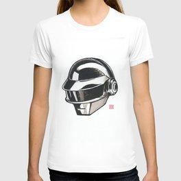 Daft Punk Thomas Bangalter T-shirt