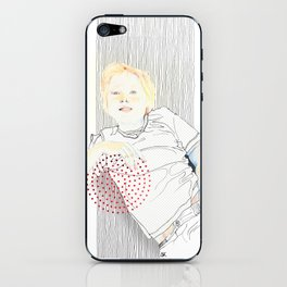 Oscar  iPhone Skin