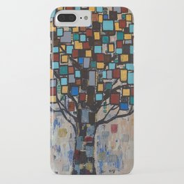 :: Stained Glass Tree :: iPhone Case