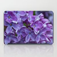free shipping iPad Cases featuring Lilac spring free shipping by Ordiraptus