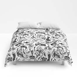 Arabian Nights Comforters