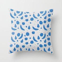 Fruit Basket Throw Pillow