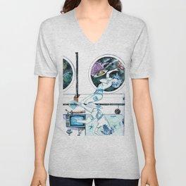 Gemini Journey Unisex V-Neck