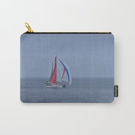 part 2 of 4 of Sailing Battle 42-56  - Transat Quebec St-Malo Carry-All Pouch