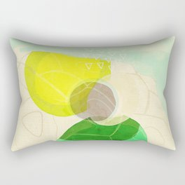 One More Chance Rectangular Pillow