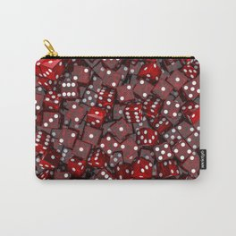 Red dice Carry-All Pouch