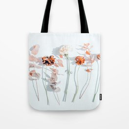 Minima #phoography #floral Tote Bag