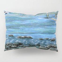 Poipu Beach Landscape Pillow Sham