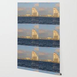 Shoreline in Fort Myers II Wallpaper