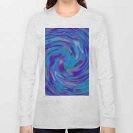 Blue williwaw Long Sleeve T-shirt