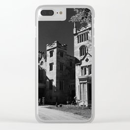 Castle Clear iPhone Case