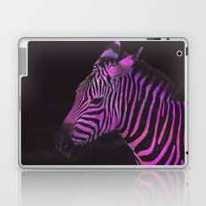 Neon Pink Zebra Laptop & iPad Skin
