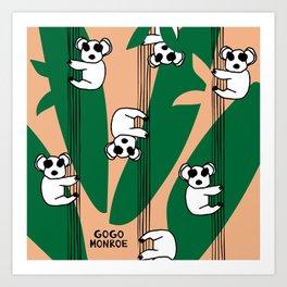 Koaala Karu (Koala Bear) Art Print
