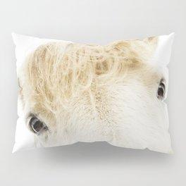 Silver Bullet - Icelandic horse Pillow Sham