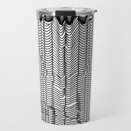 Refracture of the False Mend // Blackline Travel Mug