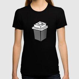 Coffee Square T-shirt