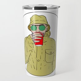 "Mac Miller R.I.P ""Juice"" Travel Mug"