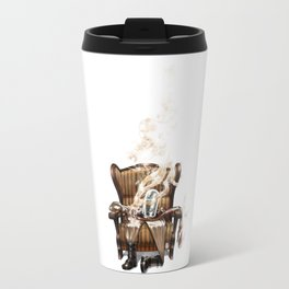 The Ghost in the Shell Travel Mug