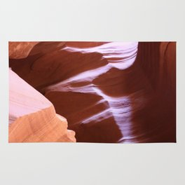 Antelope Colors Abstract Sandstone Waves Rug