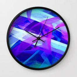 Cool Summer Wall Clock