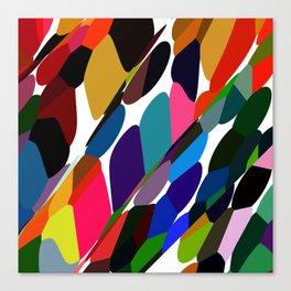 """shambhala""  Canvas Print"