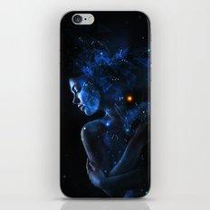 Andromeda 5 iPhone & iPod Skin