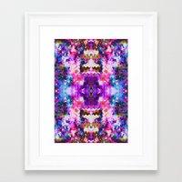 trippy Framed Art Prints featuring Trippy by Padi Patt