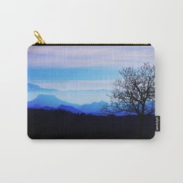 Horizons at sunset Carry-All Pouch