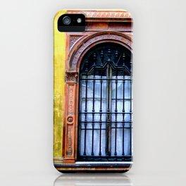 Yellow Window iPhone Case
