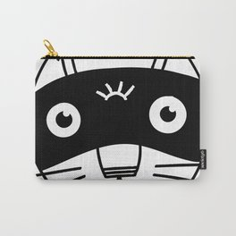 Kung Fu Kitty Carry-All Pouch