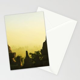 Temple of The Myst Stationery Cards