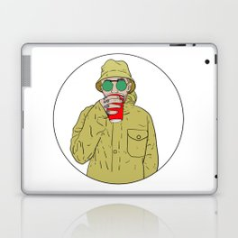 "Mac Miller R.I.P ""Juice"" Laptop & iPad Skin"