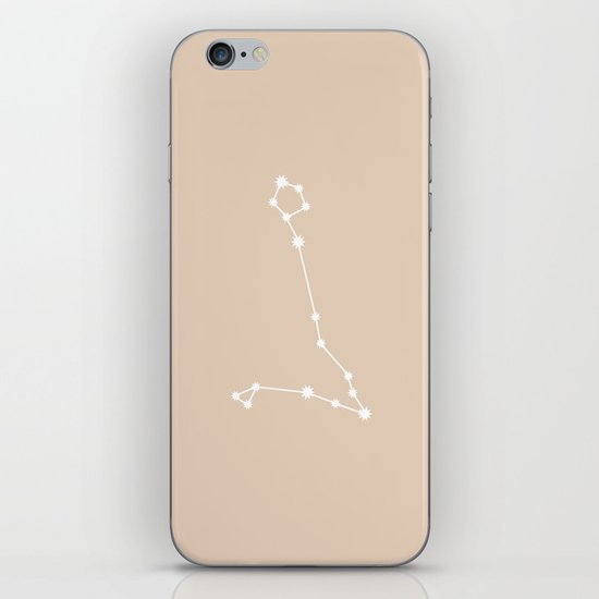 Pisces Zodiac Constellation - Warm Neutral by beyondtheclouds